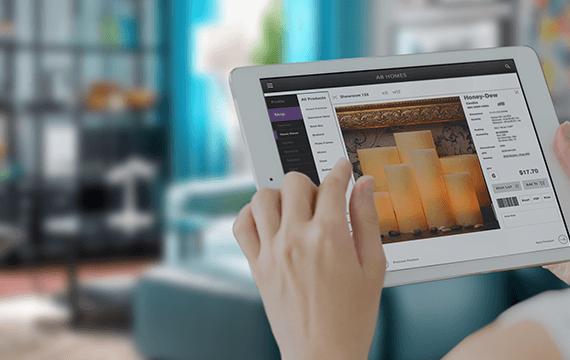 projects b2b digital sales tool