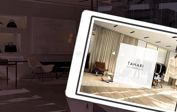 Interior Designer Work Site