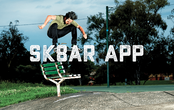 SK8AR App